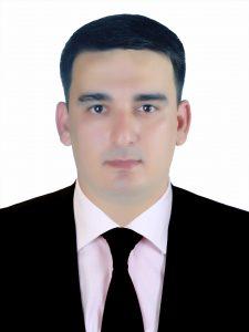 Касимов Сафожон Самукджанович