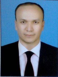 Худойбердиев Хуршид Баходирович
