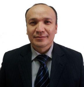 Гиясов Шухрат Искандарович